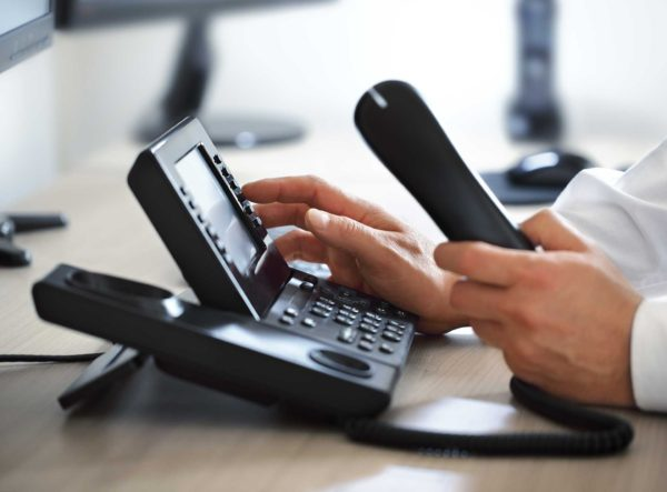 VOIP Hosted Phone System